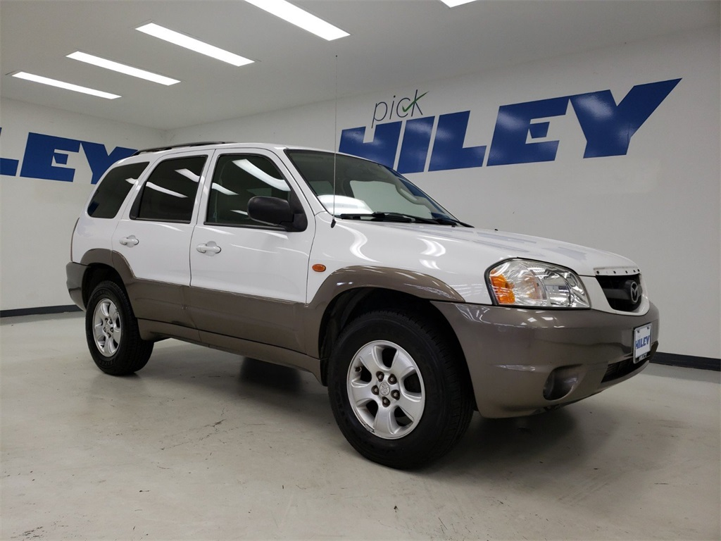 Pre-Owned 2004 Mazda Tribute ES